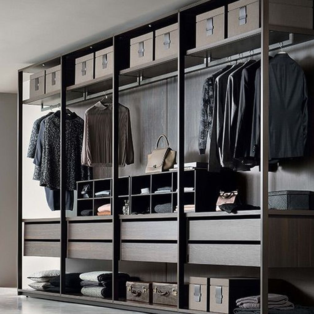 Rustic Wardrobe Design Ideas That Is In Trend 03