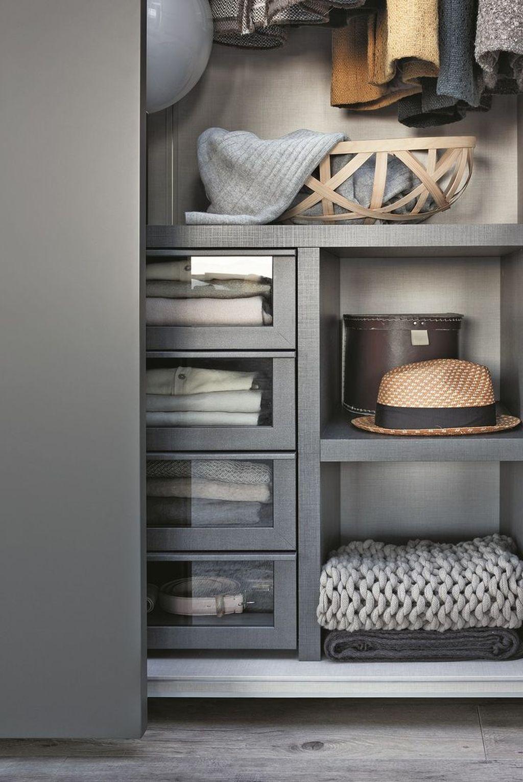 Rustic Wardrobe Design Ideas That Is In Trend 10