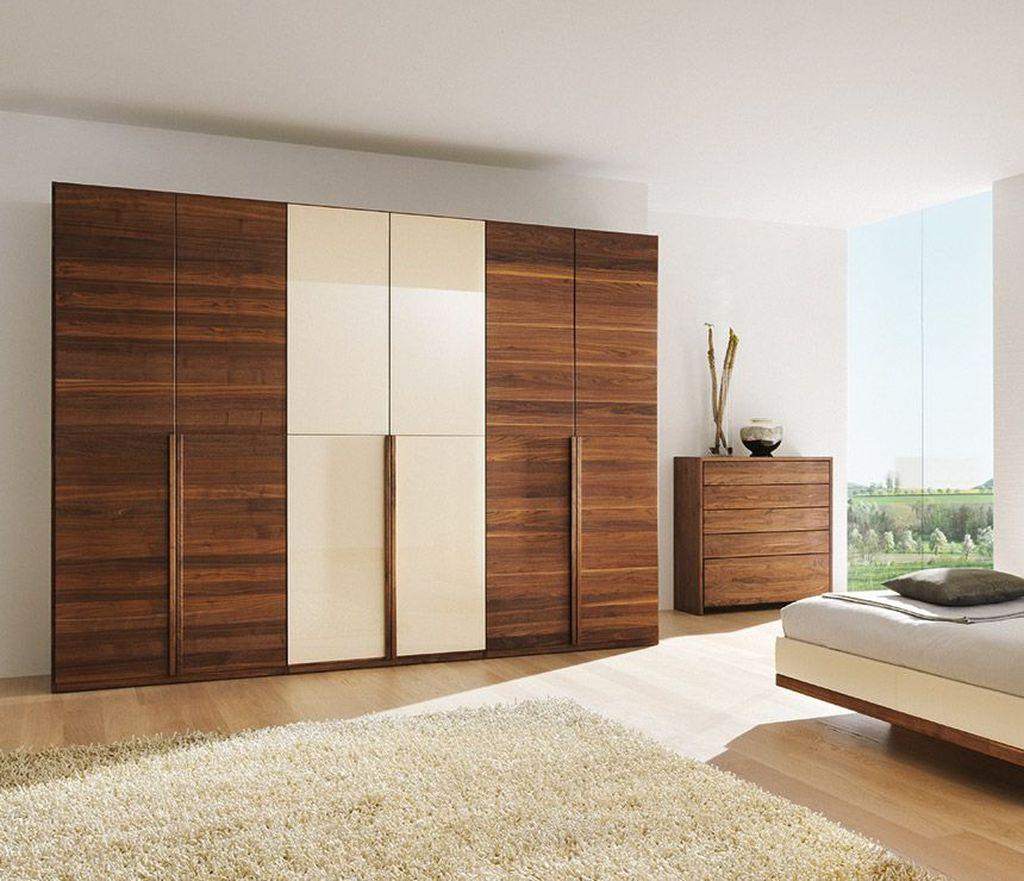 Rustic Wardrobe Design Ideas That Is In Trend 12