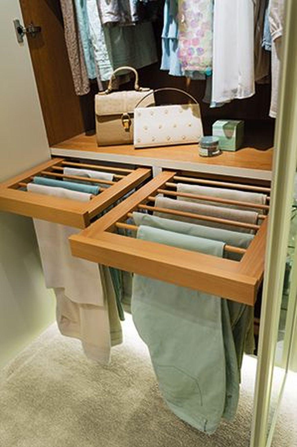 Rustic Wardrobe Design Ideas That Is In Trend 47