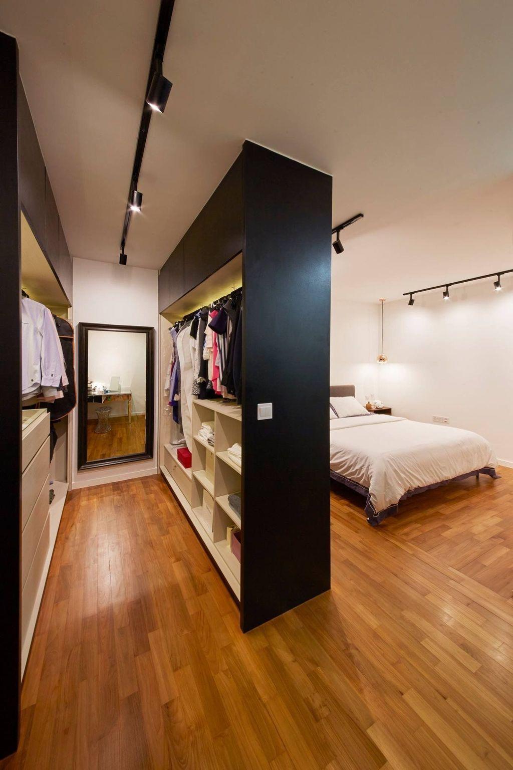 Rustic Wardrobe Design Ideas That Is In Trend 48