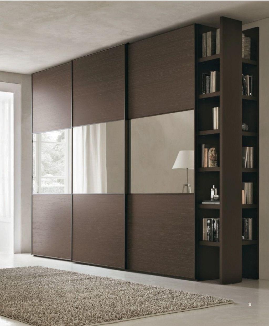 Rustic Wardrobe Design Ideas That Is In Trend 50