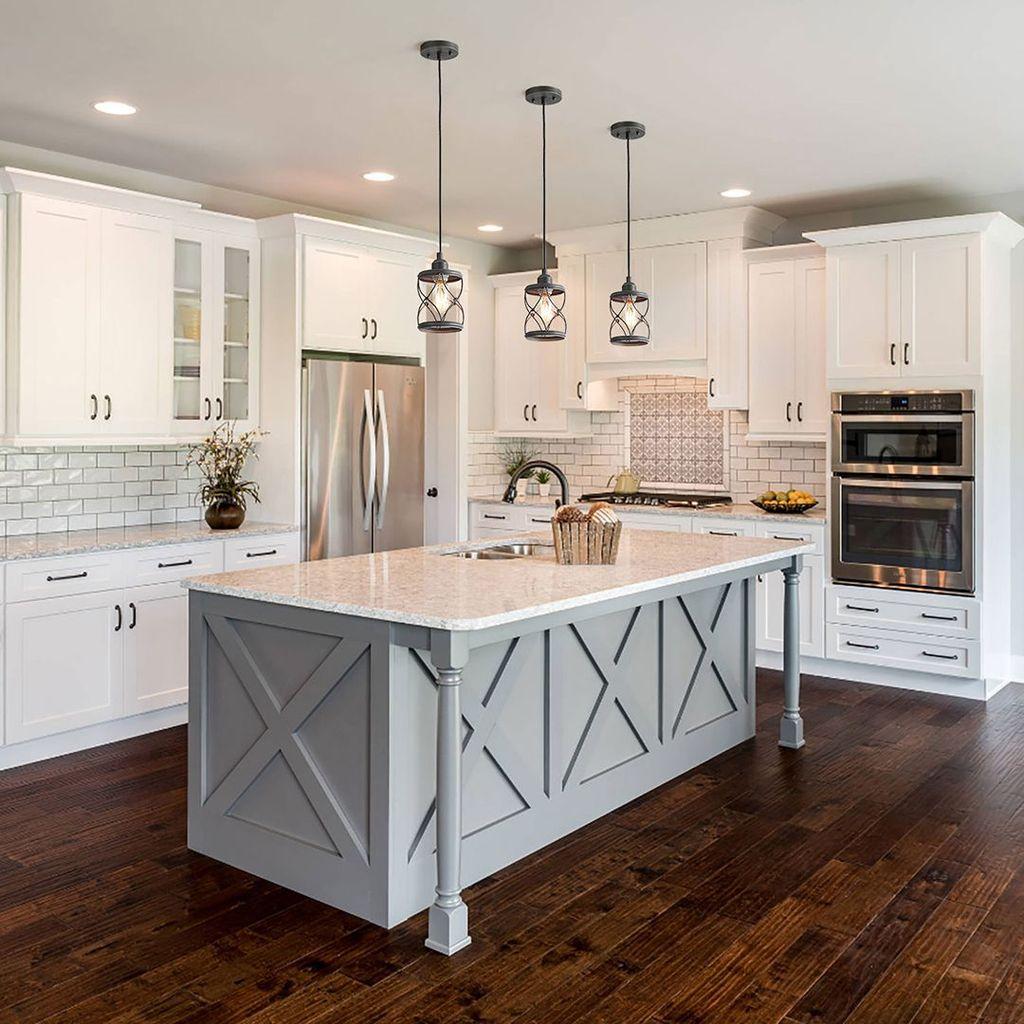 Amazing Organized Farmhouse Kitchen Decor Ideas 01