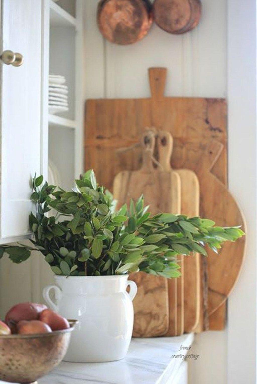 Amazing Organized Farmhouse Kitchen Decor Ideas 10