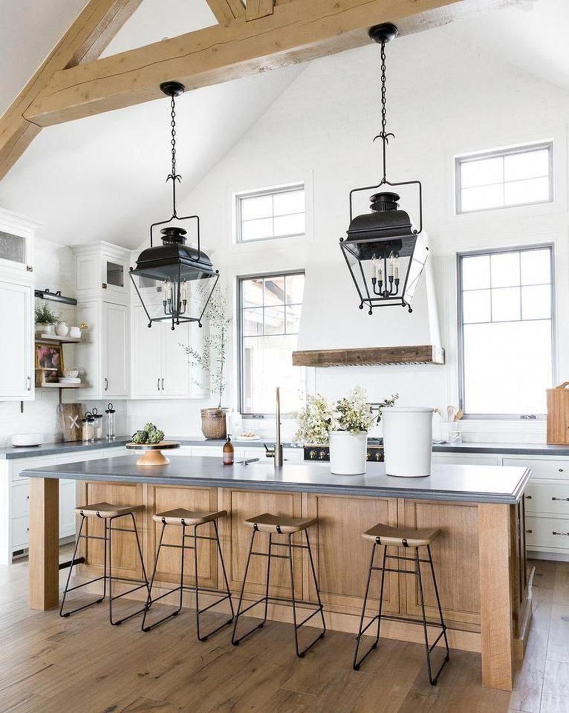 Amazing Organized Farmhouse Kitchen Decor Ideas 32