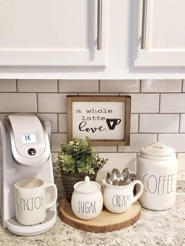 Amazing Organized Farmhouse Kitchen Decor Ideas 34
