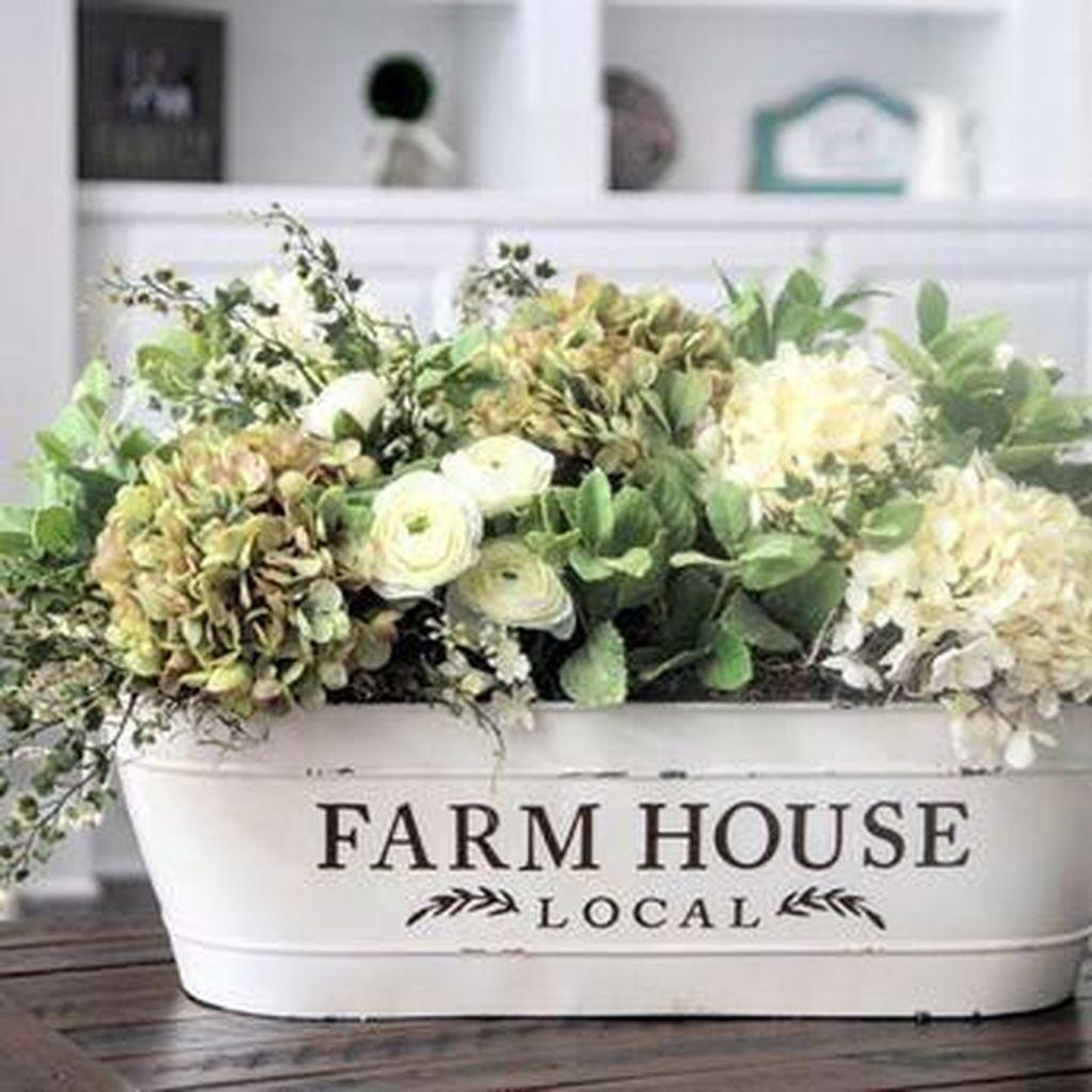 Amazing Organized Farmhouse Kitchen Decor Ideas 40