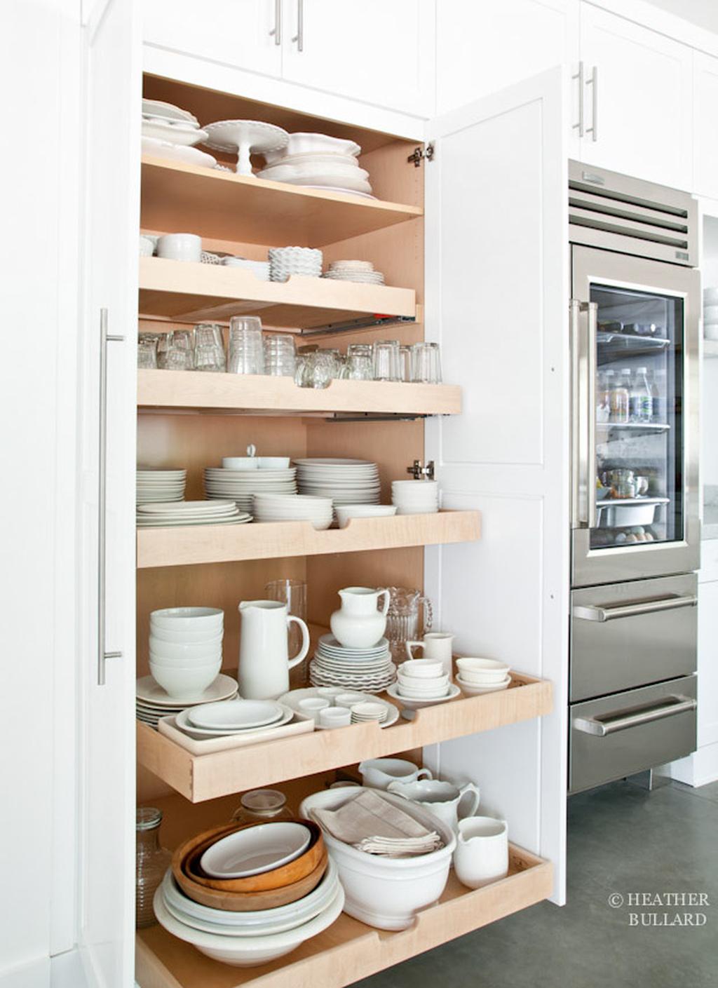 Amazing Organized Farmhouse Kitchen Decor Ideas 49