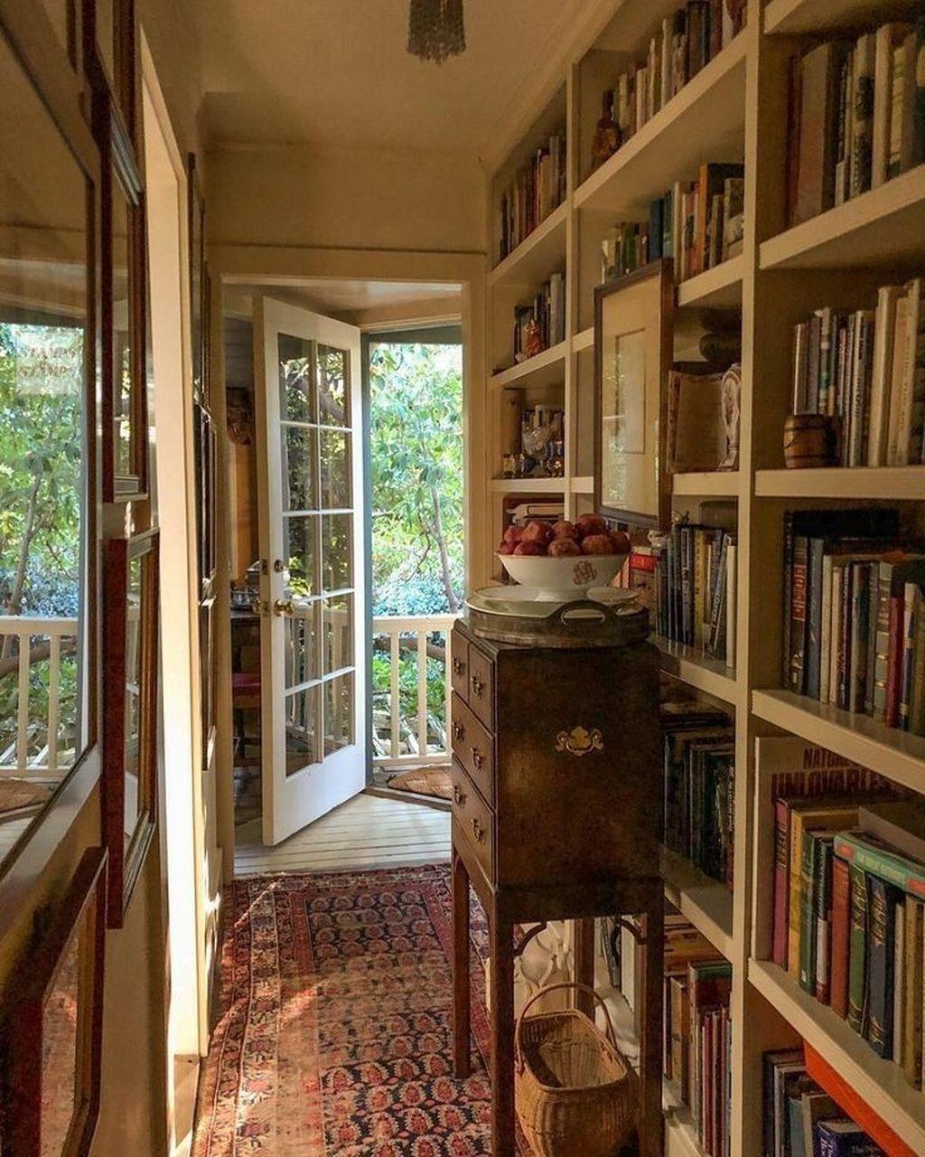 Elegant Bookshelves Decor Ideas That Trending Today 15