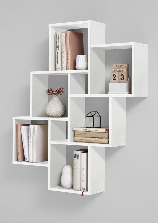 Elegant Bookshelves Decor Ideas That Trending Today 32