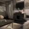 Catchy Farmhouse Living Room Design Ideas For Apartment 46