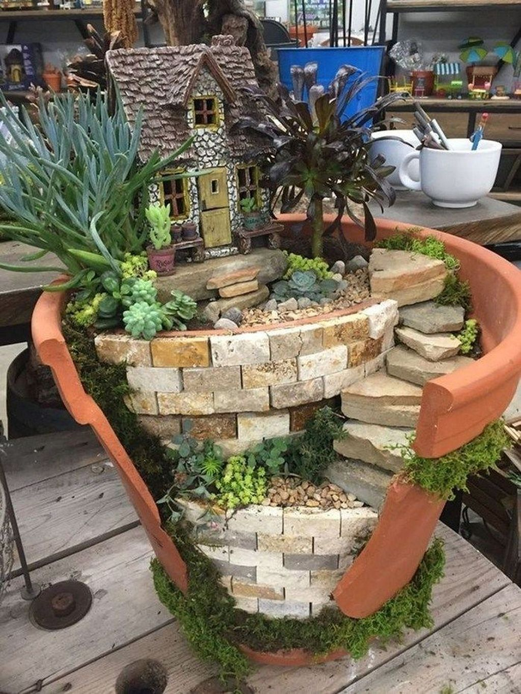 Stunning Diy Fairy Garden Design Ideas To Try This Year 04