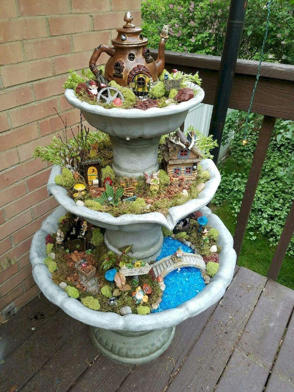 Stunning Diy Fairy Garden Design Ideas To Try This Year 06