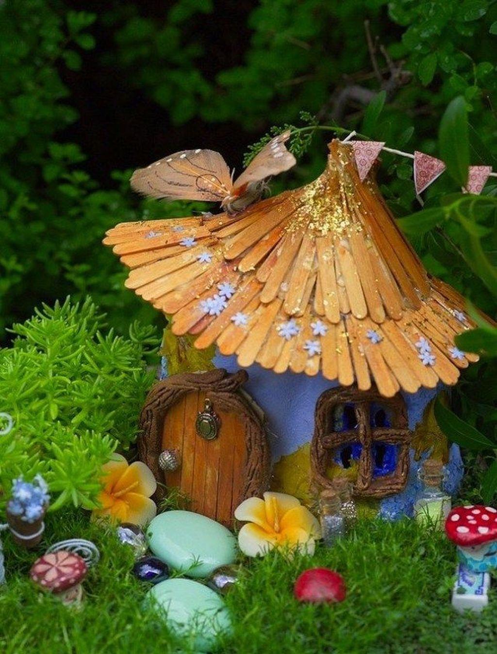Stunning Diy Fairy Garden Design Ideas To Try This Year 07