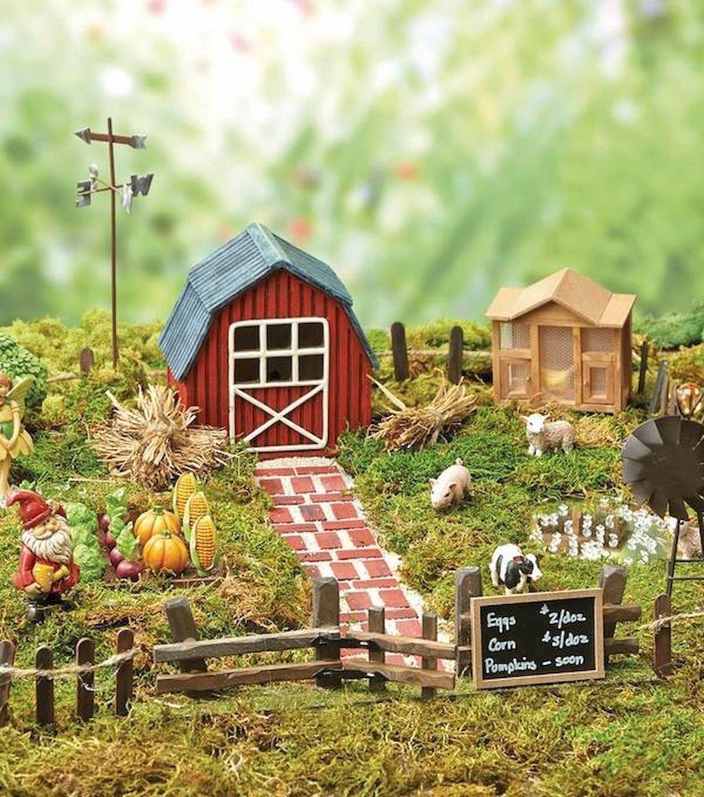 Stunning Diy Fairy Garden Design Ideas To Try This Year 11