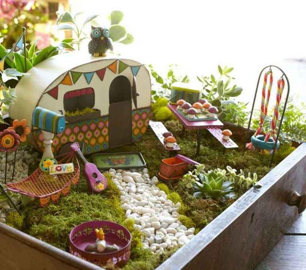 Stunning Diy Fairy Garden Design Ideas To Try This Year 14