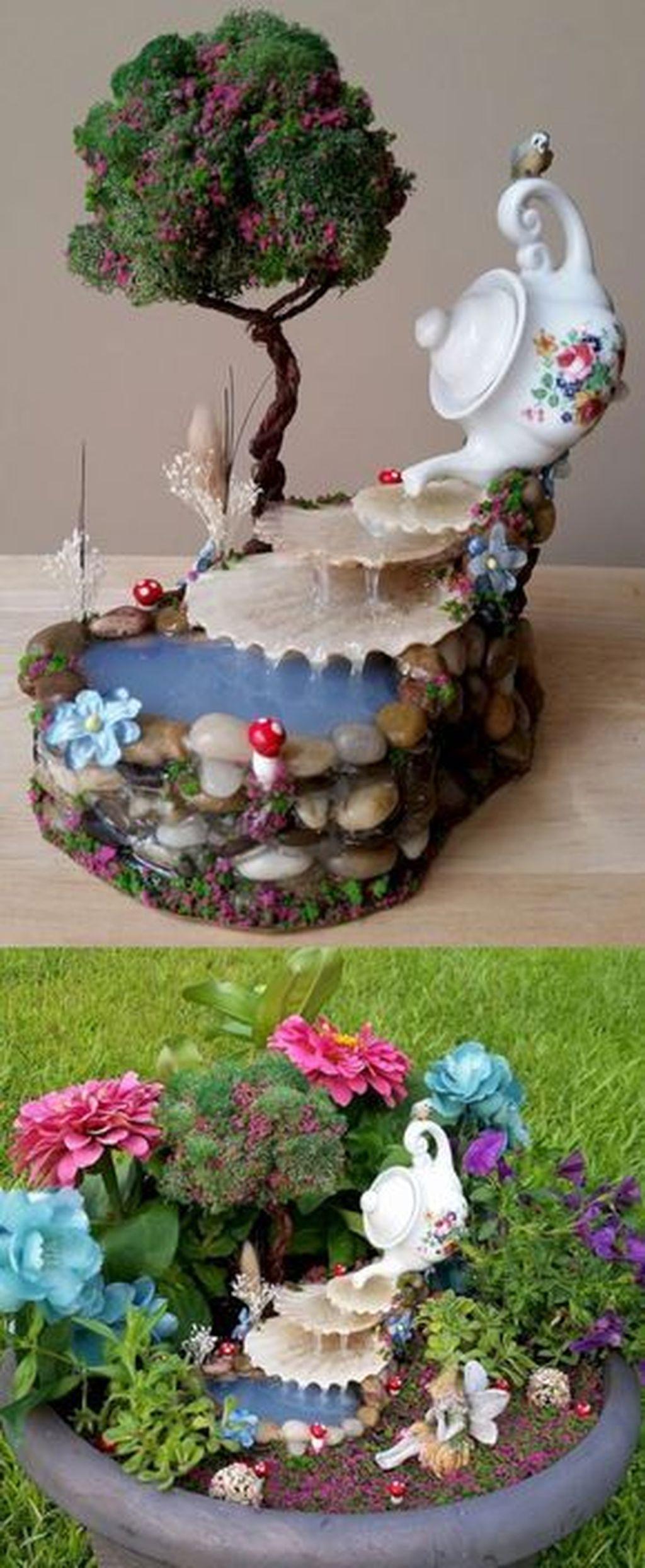 Stunning Diy Fairy Garden Design Ideas To Try This Year 15