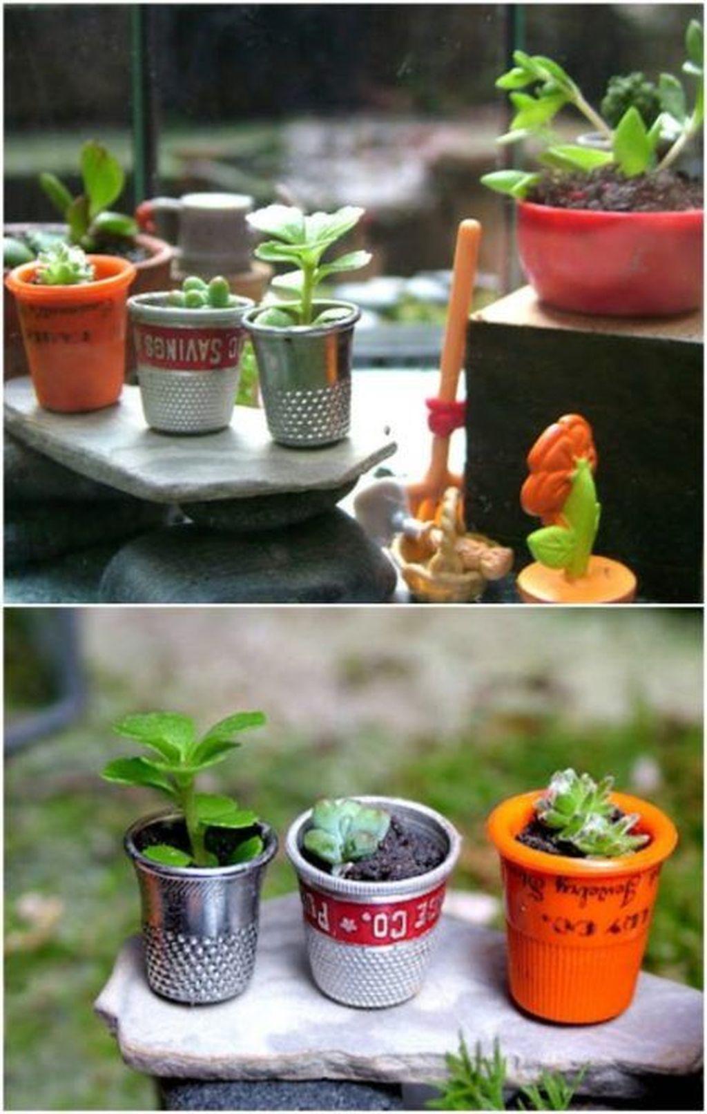 Stunning Diy Fairy Garden Design Ideas To Try This Year 23