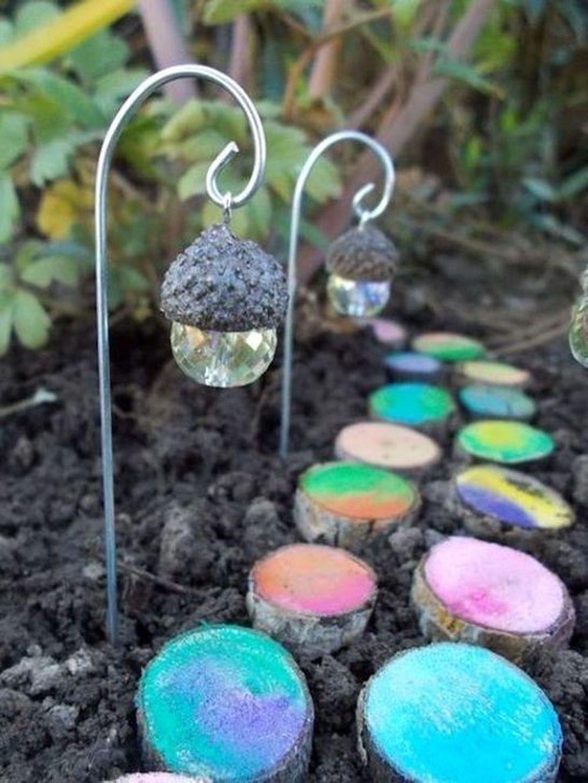 Stunning Diy Fairy Garden Design Ideas To Try This Year 27
