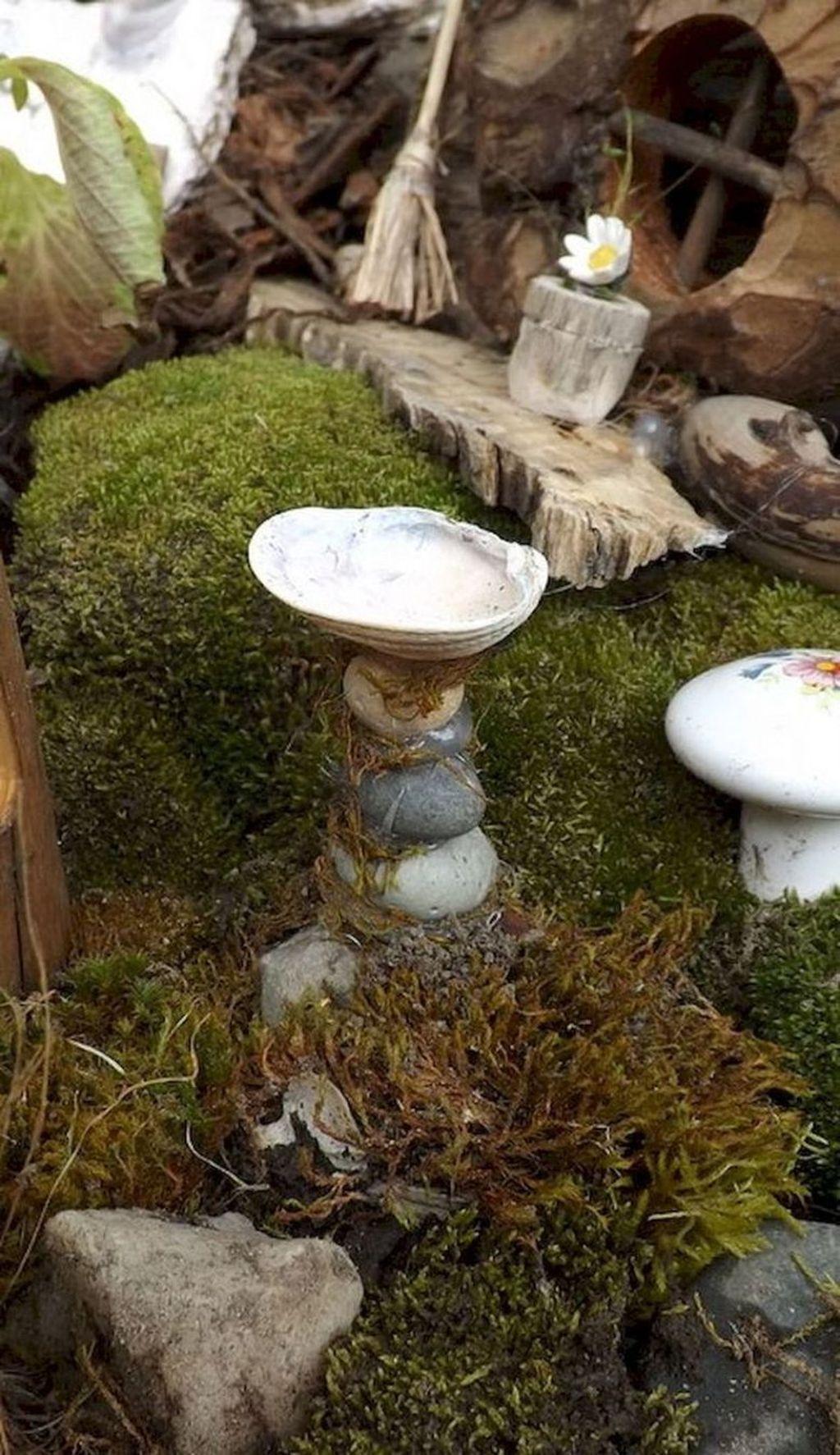 Stunning Diy Fairy Garden Design Ideas To Try This Year 29