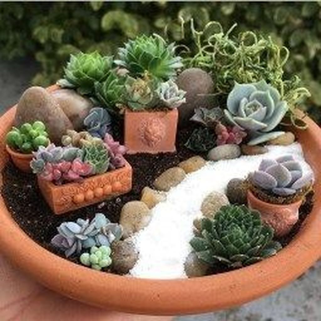Stunning Diy Fairy Garden Design Ideas To Try This Year 31