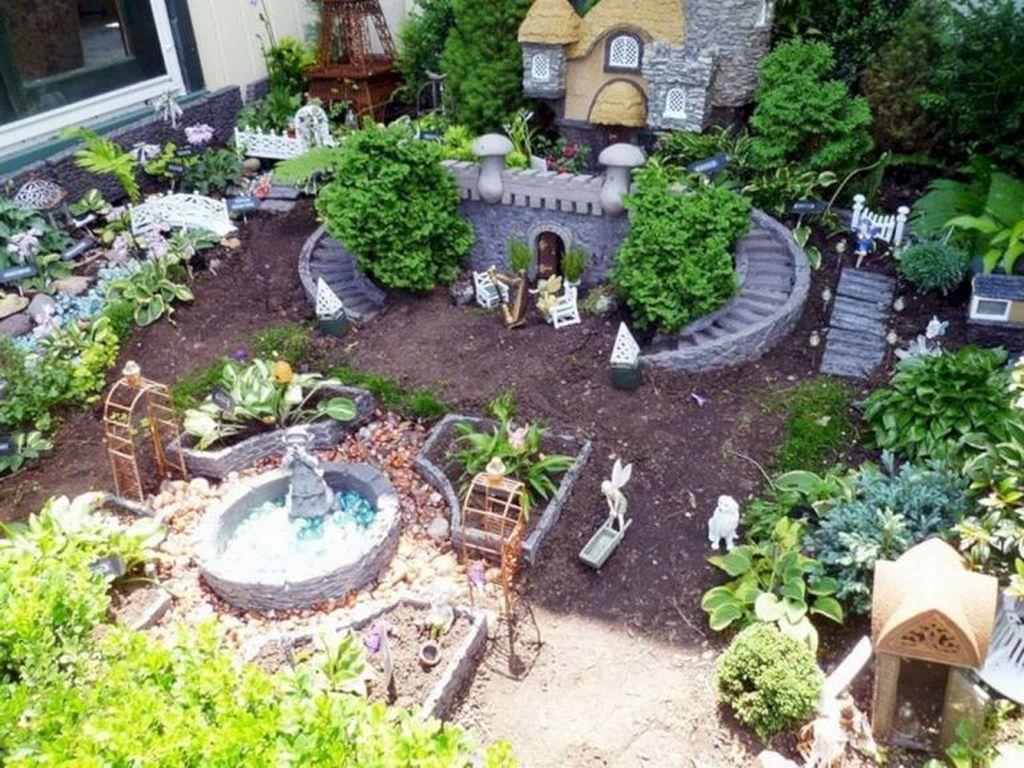 Stunning Diy Fairy Garden Design Ideas To Try This Year 38