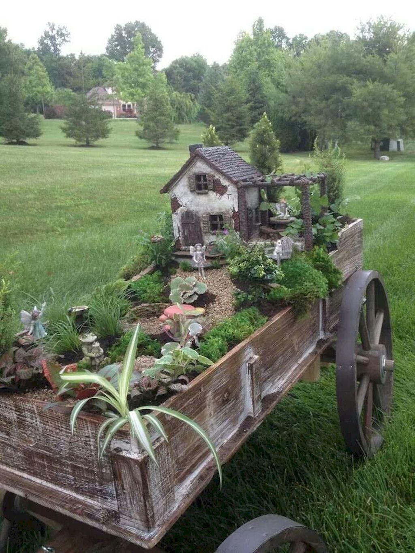 Stunning Diy Fairy Garden Design Ideas To Try This Year 43