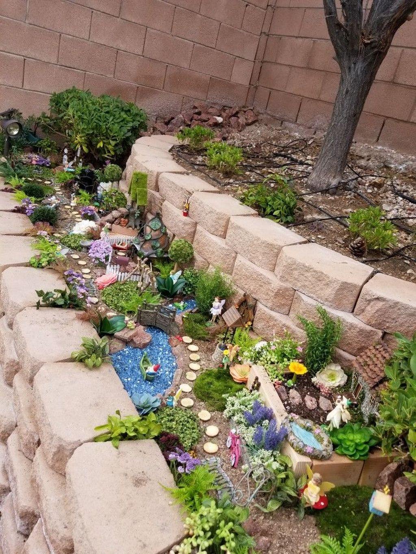 Stunning Diy Fairy Garden Design Ideas To Try This Year 44