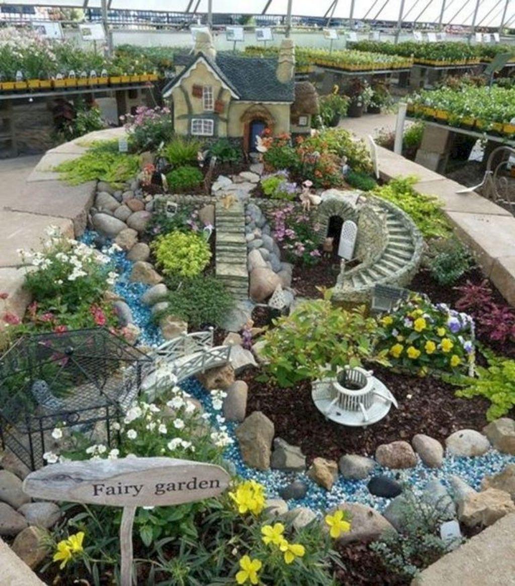 Stunning Diy Fairy Garden Design Ideas To Try This Year 46