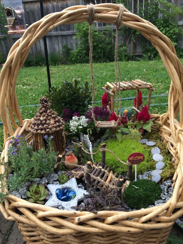 Stunning Diy Fairy Garden Design Ideas To Try This Year 48